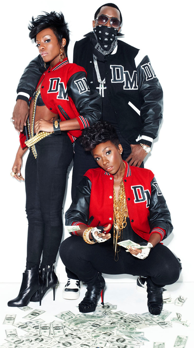 Dirty Money (Diddy, Dawn Richard, Kalenna)