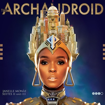 Album Cover: &quot;The ArchAndroid&quot; by Janelle Monae