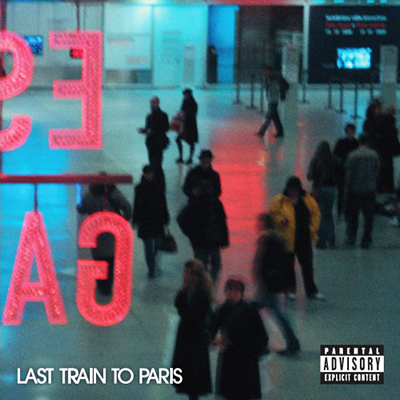 &quot;Last Train to Paris&quot; by Dirty Money (Album Cover)