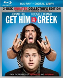 &quot;Get Him to the Greek&quot; Blu-ray DVD Cover