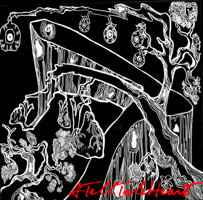 """A Tell Tale Heart"" (#ATellTaleHeart) Mixtape by Dawn Richard"