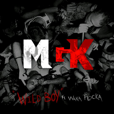 """Wild Boy"" by Machine Gun Kelly featuring Waka Flocka Flame"