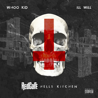 """Hells Kitchen"" Mixtape by Red Cafe (Front Cover)"