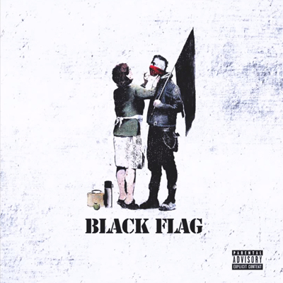 """Black Flag"" Mixtape by Machine Gun Kelly"