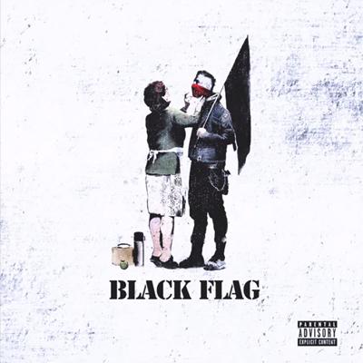 """Black Flag"" Mixtape by Machine Gun Kelly"